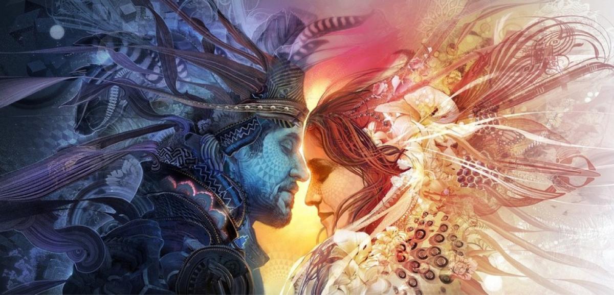 Flammes-Jumelles : le couple Sacré